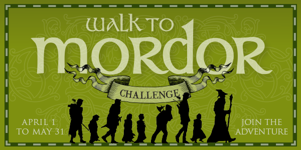 Walk to Mordor